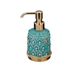 Диспенсер для жидкого мыла 15*7*7 см.без упаковки-341-188