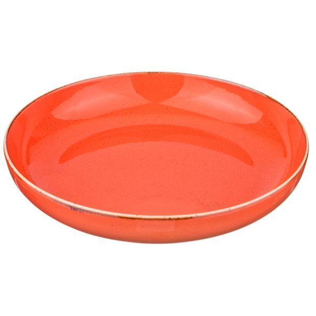 Салатник seasons 22 см, цвет оранжевый (кор=6шт.)-664-149