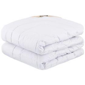Одеяло козья шерсть, 172*205 см микроволокно,тик плотность 300 г/м2-810-274