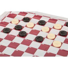 Игра для взрослых шашки 17,5*7,5*3,5 см.
