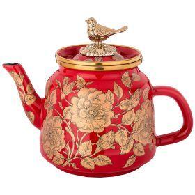 Чайник эмалированный agness, 1,0л-950-147