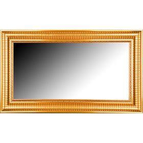 Зеркало 110*60 см. в раме 127*77 см.-575-921-39