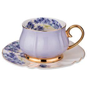 Чайный набор на 1 персону, 2 пр., 200 мл. (кор=24набор.)-275-1080
