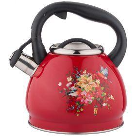 Чайник со свистком agness