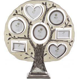 Фоторамка-дерево 29*5.6*31.5 см на 6 фото 5*5 см-363-287