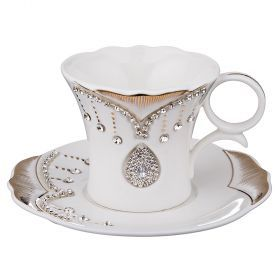 Чайный набор на 1 персону 2 пр. 200 мл.-437-078