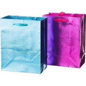 Комплект бумажных пакетов из 12 шт  23*18*10 см.2 вида-512-535