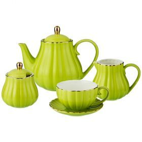 Чайный набор, 15 пр (кор=2набор.)-153-868