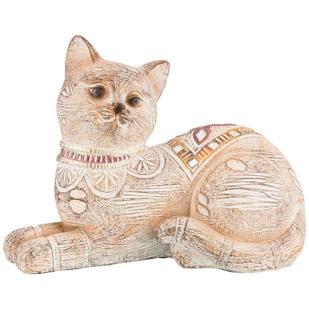 """Фигурка """"кошка"""" 19*9*14 см. (кор=18шт.)-79-154"""
