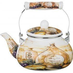 Чайник эмалированный 2,5 л.-934-349