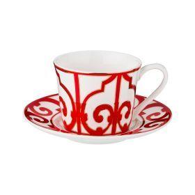 Кофейный набор на 1 персону 2пр. 80мл. (кор.=48наб.)-359-470