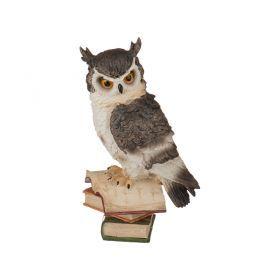 Фигурка сова 11*9 см. высота=19 см.