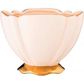 Чаша декоративная 25*18*19 см.-763-061