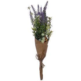 Цветок искусственный высота=36 см. (мал=24шт./кор=288шт.)-111-208
