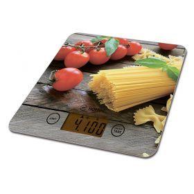 Весы кухонные ht-962-001, платформа из стекла 18*20*1,5 см. макс. вес=5 кг-962-001