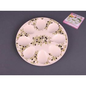 Тарелка для яиц диаметр=20 см-388-093