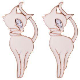 Кошка белая-645-1