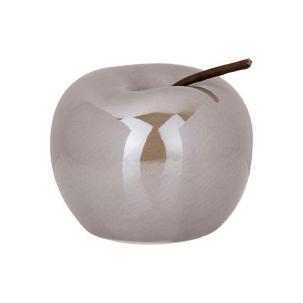 """Фигурка """"яблоко"""" 10,5*10,5*8 см. (кор=48шт.)-146-1298"""