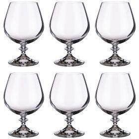 Набор бокалов для коньяка из 6 штук