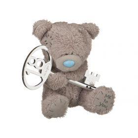 Игрушка медвежонок тэди в толстовке высота=10 см.9*7 см.