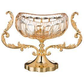 Декоративная чаша 31*13 см.высота=23 см.-284-506