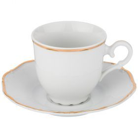Кофейный набор на 1 персону 2 пр.