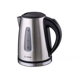 Чайник электрический hottek из нерж.стали ht-960-001 1,7л, 2200 вт-960-001
