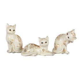 Комплект фигурок белых из 3 шт.