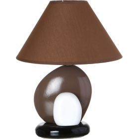 Светильник+абажур высота=38 см.диаметр=30 см.е-14-139-015