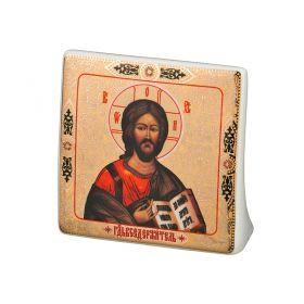 Иконка иисус христос 7,5*7,5*3 см.