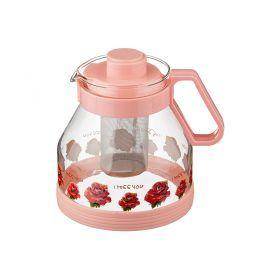 Заварочный чайник с фильтром 1600 мл.-885-012