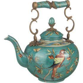 Чайник декоративный 2500 мл.