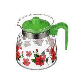 Заварочный чайник со встроенным фильтром 1200 мл.-885-011