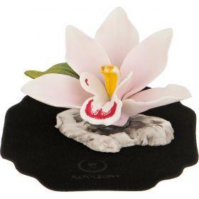 Сувенир орхидея 11*6 см.высота=8 см.