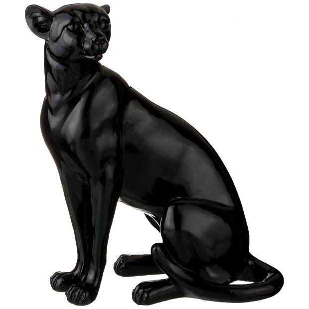 """Статуэтка """"пантера"""" 29*20*36 см. (кор=2шт.)-162-710"""