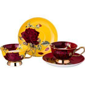 Чайный набор на 2 персоны 4пр. 220мл-779-181