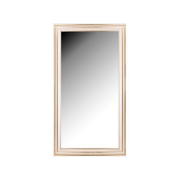 Зеркало 81х40 см. в багетной раме 90х49 см-575-942-68