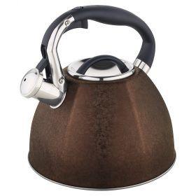 Чайник со свистком 3,0 л индукцион. капсульное дно-908-052