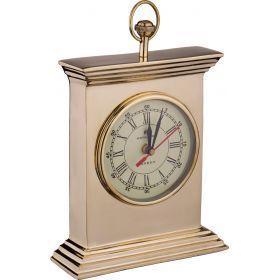 Часы настольные антик 16*5 см. высота=24 см.-877-420