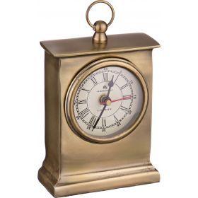 Часы настольные антик 11*4 см. высота=19 см.-877-417