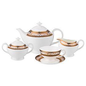 Чайный сервиз на 6 персон 15 пр.