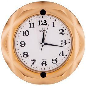 Часы настенные кварцевые   диаметр 29 см диаметр циферблата 19,8 см-207-430