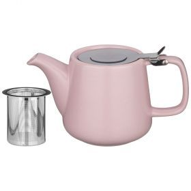 Чайник с металл.ситом и металл.крышкой