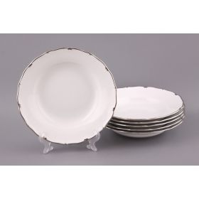 Набор суповых тарелок из 6 шт.