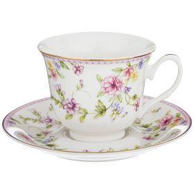 Чайный набор на 1 персону 2пр. 220мл (кор=36наб.)-165-453