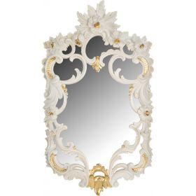 Зеркало высота=58 см. ширина=34 см.-290-044
