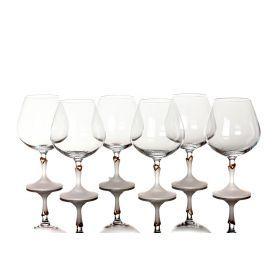 Набор бокалов для коньяка из 6 шт.