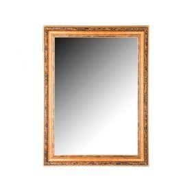 Зеркало 81*57 см. в раме 95*71 см.-575-916-21