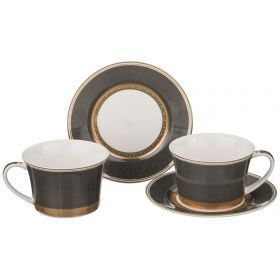 Кофейный набор на 2 персоны 4 пр.150 мл.-760-400