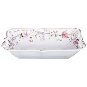 Блюдо для слоеных салатов 24,5*18*5 см-274-885